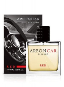 GLASS Areon PERFUME 100ML RED